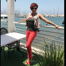 Ирина, 42 года Ашкелон Анкета: 11916