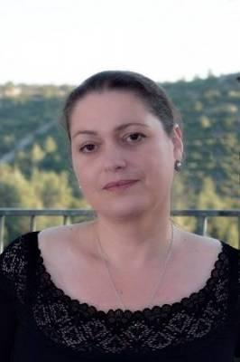 Полина, 47 лет Иерусалим, Израиль желает найти на израильском сайте знакомств Мужчину