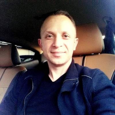 Nikolay, 43 года Ришон ле Цион Анкета: 366