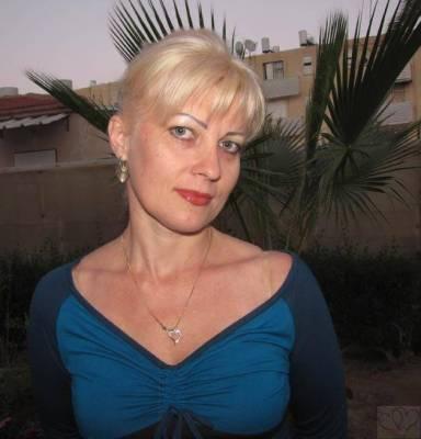 наташа, 48 лет Тель Авив Анкета: 483