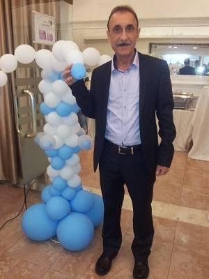 Alik, 56 лет Бат Ям Анкета: 488