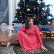 Лариса, 43 года Холон Анкета: 5551