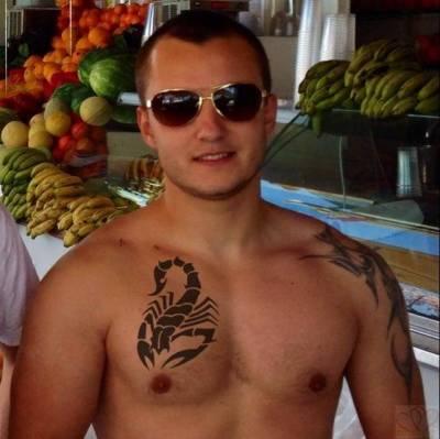 slavik, 27 лет Ришон ле Цион Анкета: 590