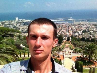 Eduard, 29 лет Петах Тиква Анкета: 682