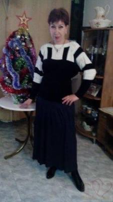 ирина, 48 лет Кармиель Анкета: 724